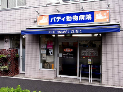 パティ 動物 病院